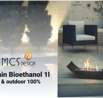 1l. Bioethanol in outdoor 100