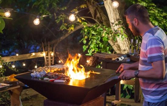BBQ & Grill Outdoor feuerstellen