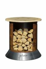 GlammFire ALBA BBQ-Tisch