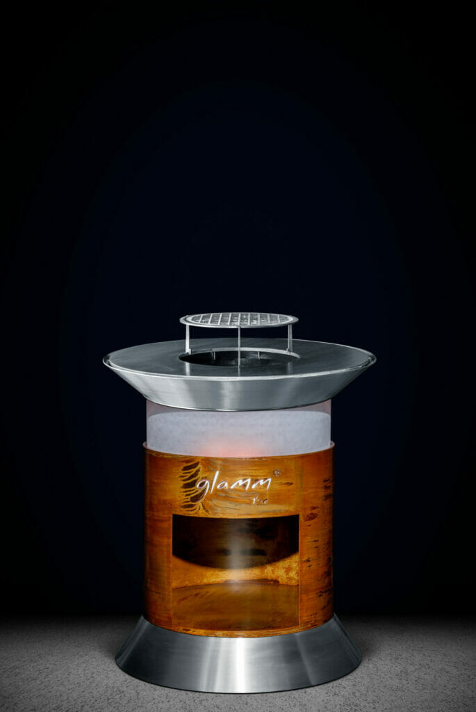 GlammFire ABLA BBQ Grill