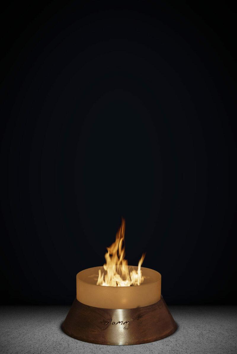GlammFire ALBA Small Ethanol