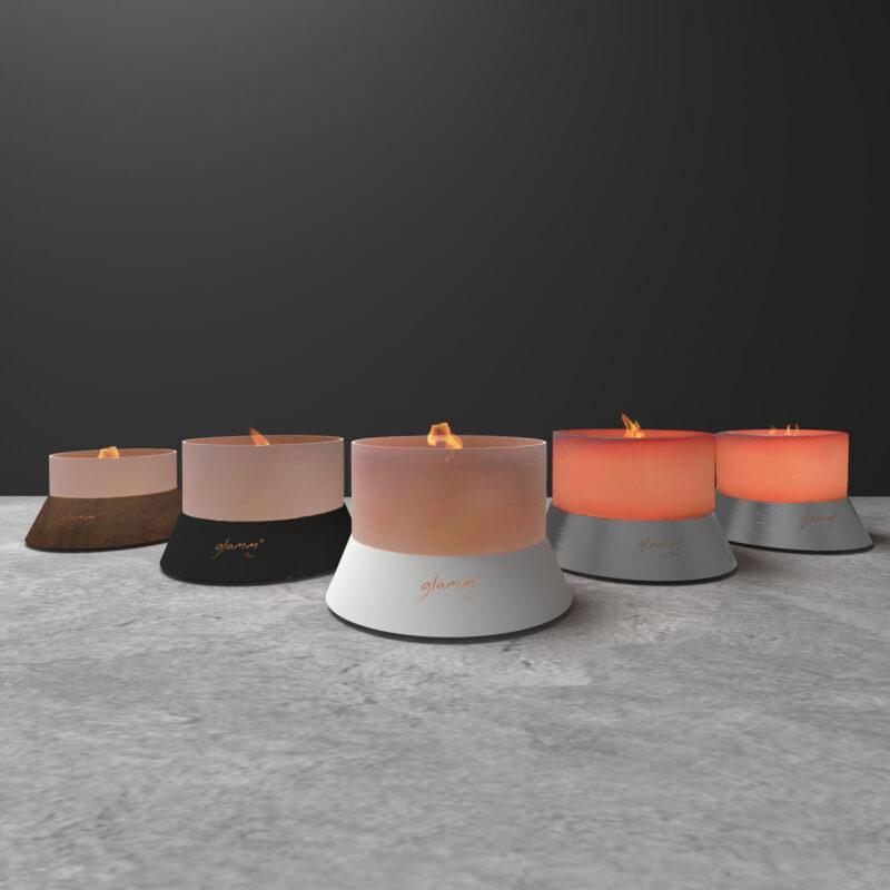 GlammFire ALBAHolzfeuerstelle